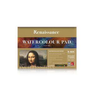 สมุดวาดภาพ Renaissance รุ่น R-605 ขนาด A4 300 แกรม (ชนิดหยาบ)