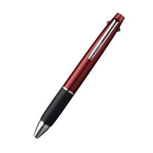 ปากกา ยูนิ เจ็ทสตรีม 3 หัว SXE3-800-07 BORDEAUX