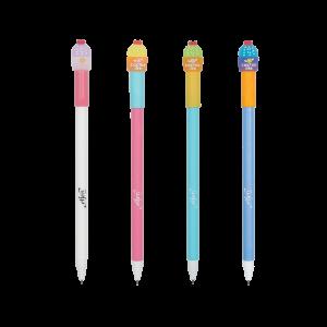 ปากกาเจลลบได้ Elfen Plus แฟนซี (คละลาย) EG054