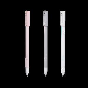 ปากกาเจลแบบปลอก Quantum QGF-542 ขนาด 0.5 (คละสี)