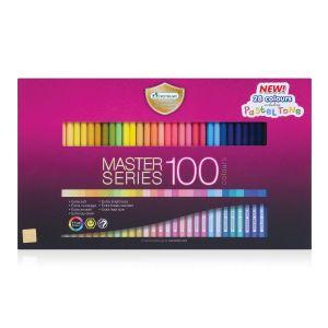 สีไม้ Master Art รุ่น Master Series 100 สี