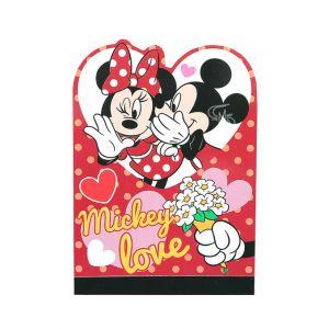 สมุดฉีก ลาย mickey mouse - 008