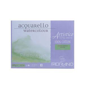 กระดาษวาดภาพ Fabriano Artistico ขนาด23x30.5cm 300แกรม ผิวหยาบ