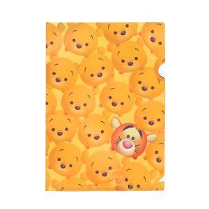 แฟ้มพลาสติก ขนาด A4 Tsum Tsum - Pooh