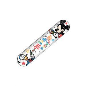 ไม้บรรทัดปลายมน Mickey Mouse