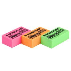 ยางลบดินสอ Staedtler สีสะท้อนแสง 526-35N