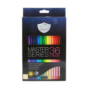 สีไม้ Master Art 36 สี รุ่น Master Series