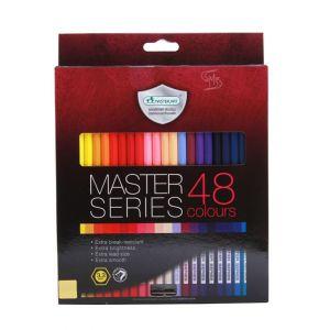 สีไม้ Master Art รุ่น Master Series 48 สี