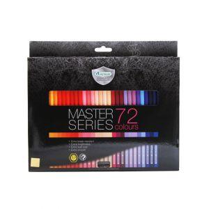 สีไม้ 72 สี Master Art รุ่น Master Series