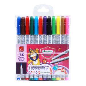 ปากกาสีเมจิก 12 สี Master Art