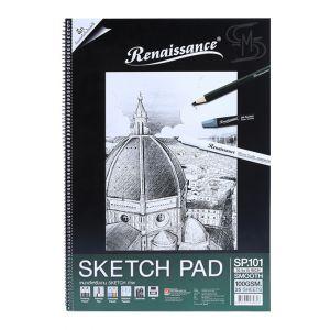 สมุดสเก็ตช์ Renaissance รุ่น SP101