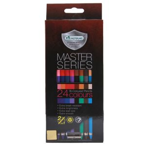 (Clearance) สีไม้ Master Art รุ่น Master Series 2 หัว 24 สี (SD201029)
