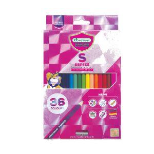 (Clearance) สีไม้ Master Art รุ่น S Series 36สี (SD273170)